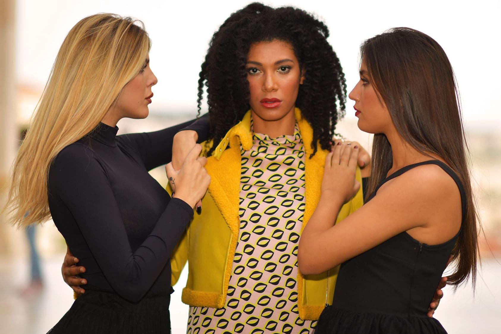 Modelle di Alpi Fashion